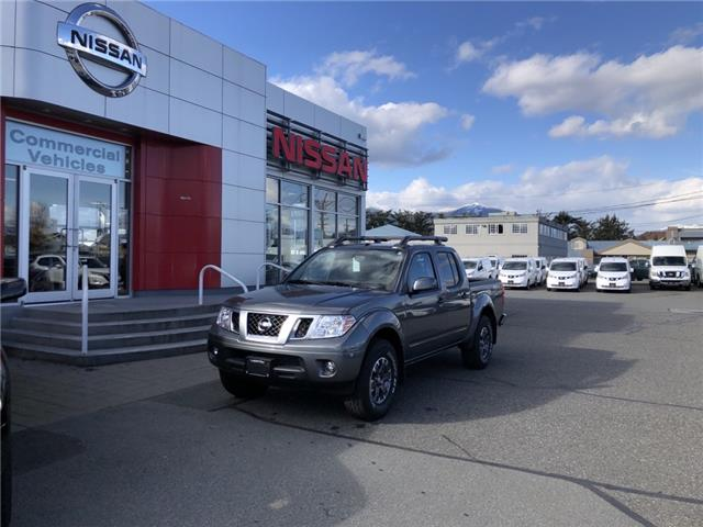 2019 Nissan Frontier PRO-4X (Stk: N97-3602) in Chilliwack - Image 1 of 1