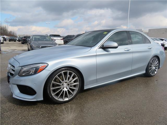 2015 Mercedes-Benz C-Class Base (Stk: Z3704) in London - Image 1 of 20