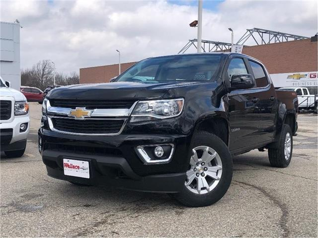 2020 Chevrolet Colorado LT (Stk: 166130) in Milton - Image 1 of 15