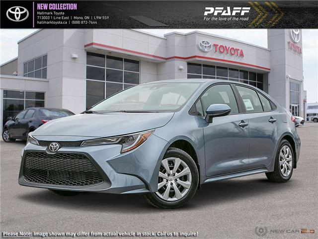 2020 Toyota Corolla 4-door Sedan LE CVT (Stk: H20381) in Orangeville - Image 1 of 24