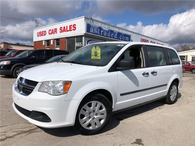 2014 Dodge Grand Caravan SE/SXT (Stk: 19-3662A*) in Hamilton - Image 1 of 15
