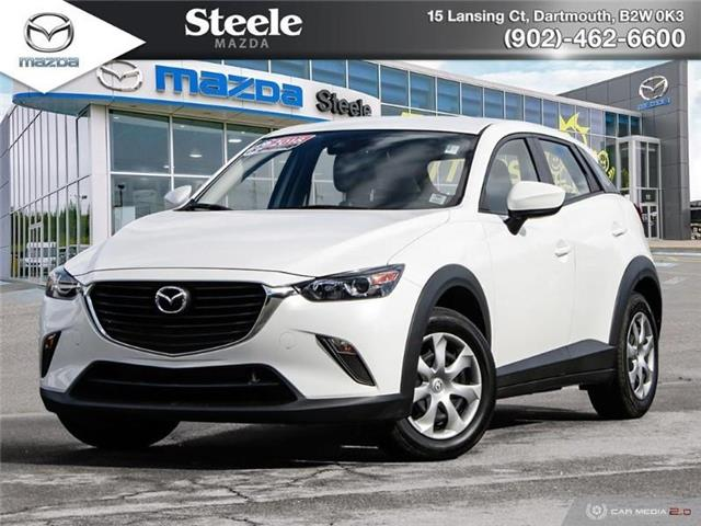 2018 Mazda CX-3 GX (Stk: 134832A) in Dartmouth - Image 1 of 27