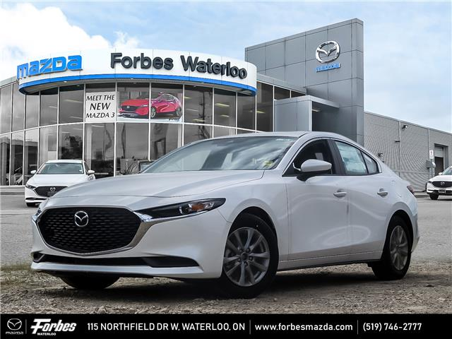 2019 Mazda Mazda3  (Stk: A6561) in Waterloo - Image 1 of 17