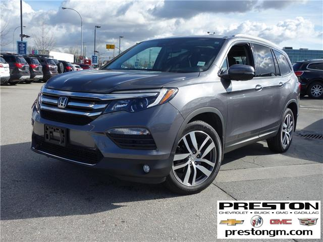 2016 Honda Pilot Touring (Stk: 0204671) in Langley City - Image 1 of 30