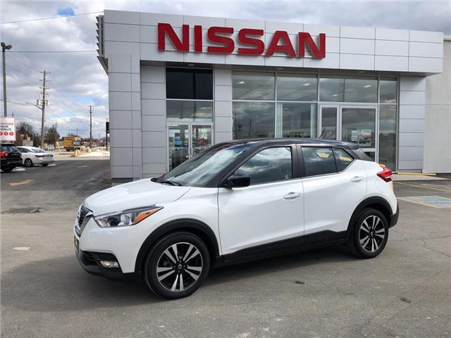 2018 Nissan Kicks SV (Stk: 20084A) in Sarnia - Image 1 of 18