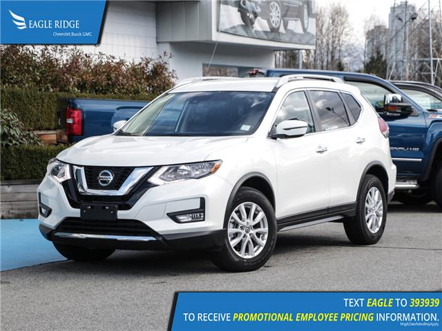 2019 Nissan Rogue SV (Stk: 190204) in Coquitlam - Image 1 of 17