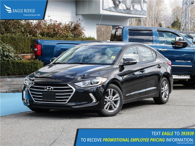 2018 Hyundai Elantra GL (Stk: 189955) in Coquitlam - Image 1 of 15