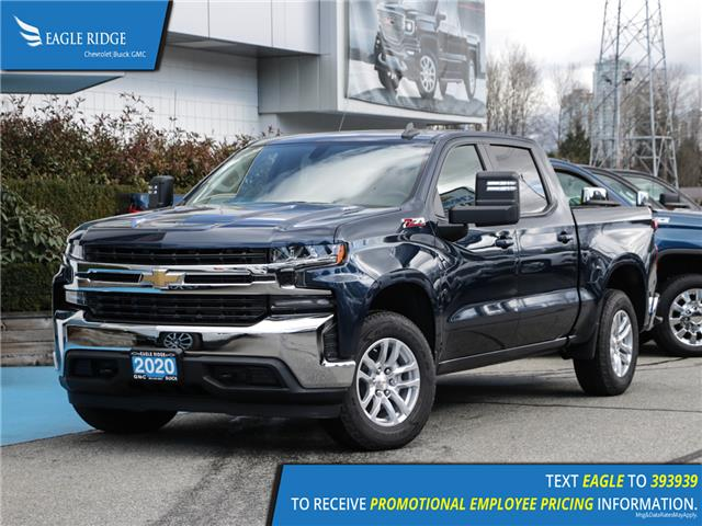 2020 Chevrolet Silverado 1500 LT (Stk: 09227A) in Coquitlam - Image 1 of 18
