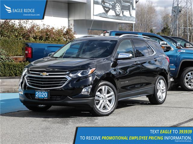 2020 Chevrolet Equinox Premier (Stk: 04512A) in Coquitlam - Image 1 of 18