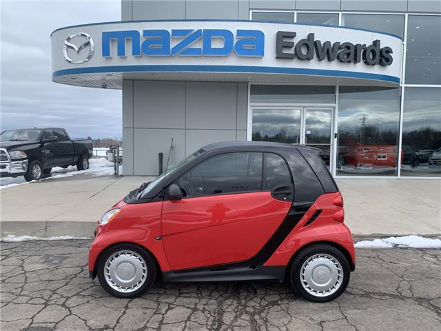 2013 Smart Fortwo Passion (Stk: 22222) in Pembroke - Image 1 of 7