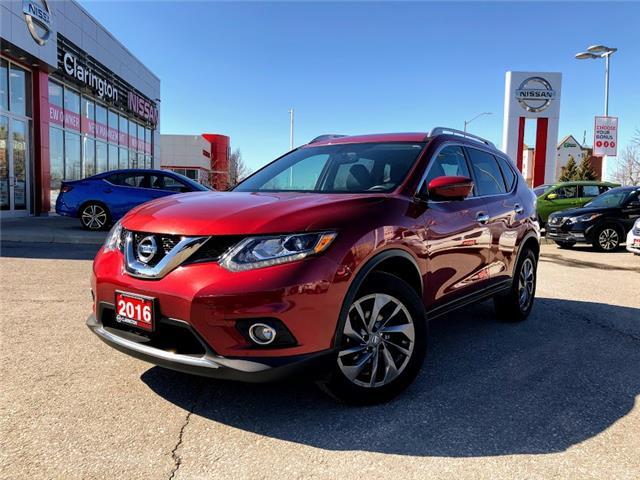 2016 Nissan Rogue SL Premium 5N1AT2MV8GC839024 GC839024 in Bowmanville