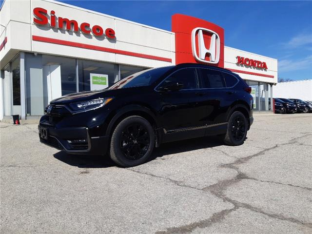 2020 Honda CR-V Black Edition (Stk: 20050) in Simcoe - Image 1 of 18