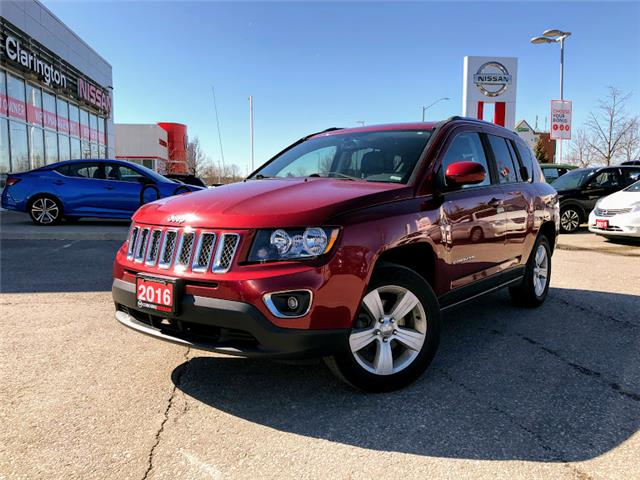 2016 Jeep Compass Sport/North 1C4NJDAB6GD792135 GL183732A in Bowmanville