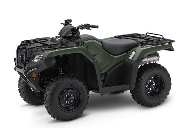 2020 Honda TRX420FM1L TRX420FM1L FOURTRAX (Stk: 4600958) in Brockville - Image 1 of 1