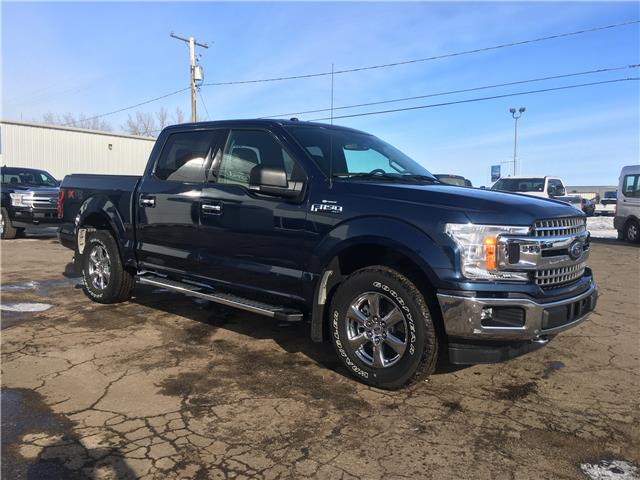 2018 Ford F-150 XLT 1FTEW1EP7JKE89289 9U058A in Wilkie