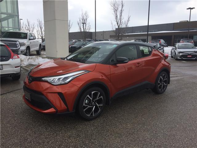 2020 Toyota C-HR XLE Premium (Stk: 3275) in Barrie - Image 1 of 14
