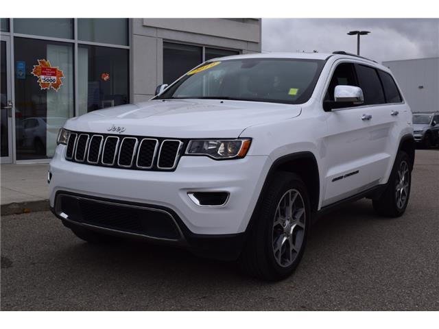 2019 Jeep Grand Cherokee Limited (Stk: F6649) in Regina - Image 1 of 28
