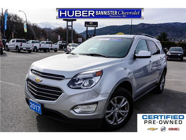 2017 Chevrolet Equinox LT (Stk: 9417C) in Penticton - Image 1 of 18