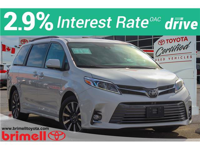 2018 Toyota Sienna Limited 7-Passenger 5TDYZ3DC9JS950810 196463A in Scarborough