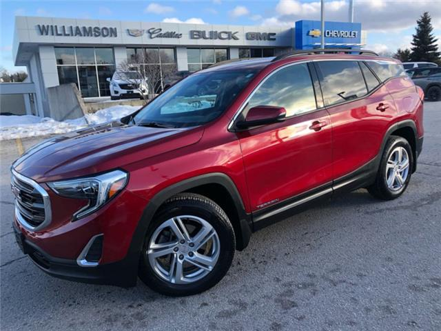 2018 GMC Terrain SLE (Stk: 201800A) in Uxbridge - Image 1 of 1