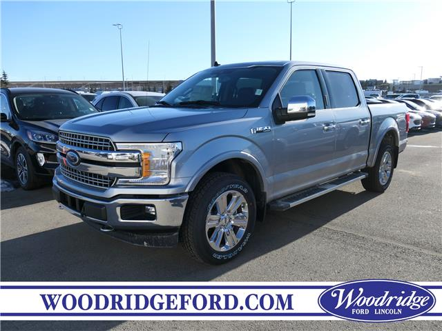 2020 Ford F-150 Lariat (Stk: L-330) in Calgary - Image 1 of 5