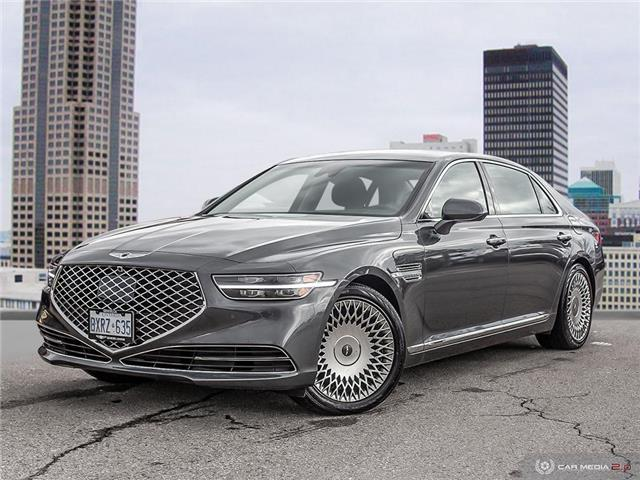 2020 Genesis G90 5.0 Prestige (Stk: 90516) in London - Image 1 of 27
