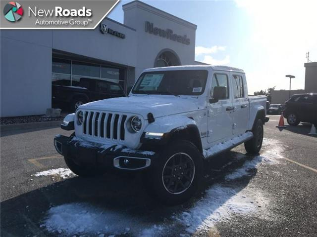 2020 Jeep Gladiator Overland (Stk: Z19556) in Newmarket - Image 1 of 23