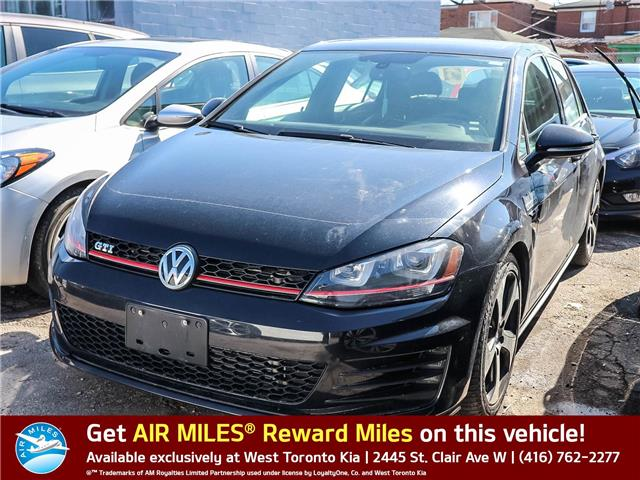 2015 Volkswagen Golf GTI 5-Door Autobahn (Stk: T19506) in Toronto - Image 1 of 1