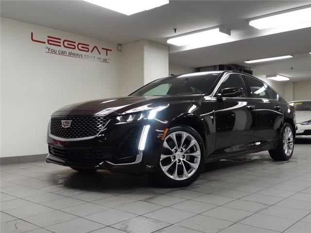 2020 Cadillac CT5 Premium Luxury (Stk: 209005) in Burlington - Image 1 of 16