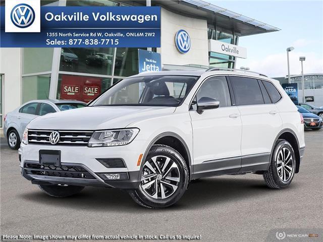 2020 Volkswagen Tiguan IQ Drive (Stk: 21829) in Oakville - Image 1 of 23