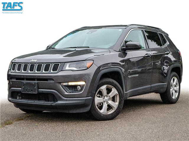 2018 Jeep Compass North (Stk: P1303A) in Toronto - Image 1 of 27