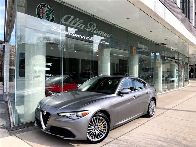 2020 Alfa Romeo Giulia ti (Stk: 76AR) in Toronto - Image 1 of 30