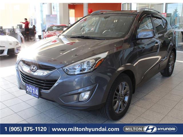 2014 Hyundai Tucson GLS (Stk: 925666C) in Milton - Image 1 of 38