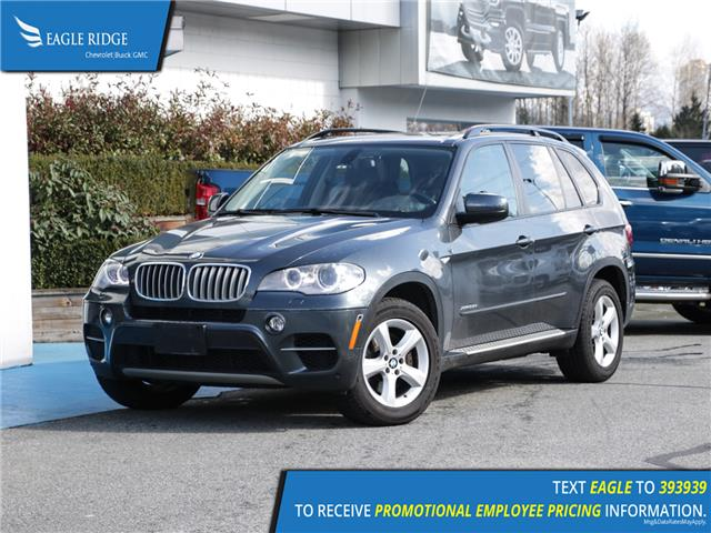 2012 BMW X5 xDrive35d (Stk: 122319) in Coquitlam - Image 1 of 19