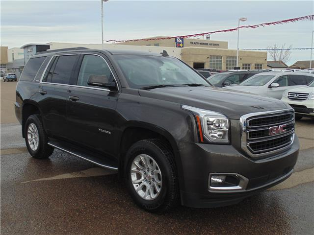 2019 GMC Yukon SLE (Stk: 172743) in Medicine Hat - Image 1 of 28