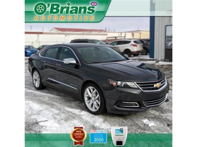 2019 Chevrolet Impala 2LZ 2G1105S34K9138568 13384A in Saskatoon