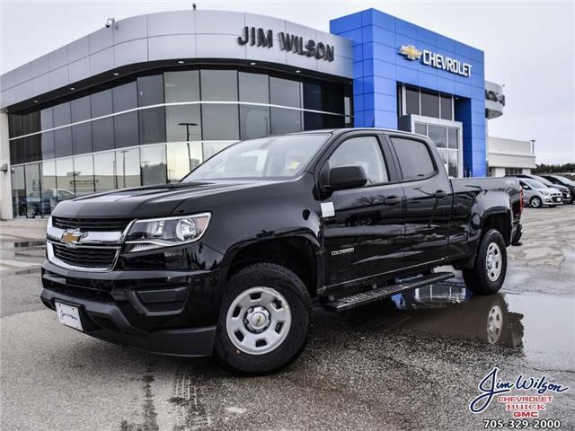 2020 Chevrolet Colorado WT (Stk: 2020274) in Orillia - Image 1 of 22
