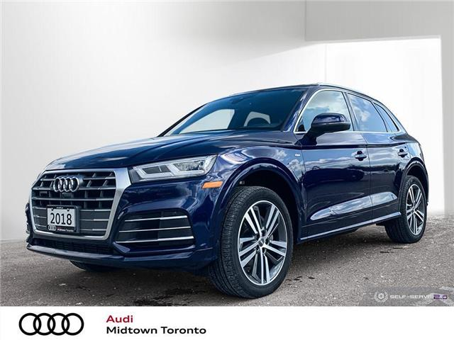 2018 Audi Q5 2.0T Technik (Stk: P7818) in Toronto - Image 1 of 25