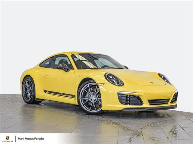 2019 Porsche 911 Carrera T (Stk: PP407) in Ottawa - Image 1 of 22