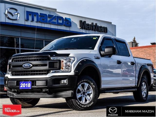 2018 Ford F-150  (Stk: P1955) in Markham - Image 1 of 27