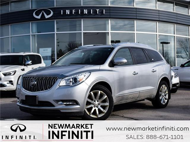 2015 Buick Enclave Premium (Stk: 18QX8010A) in Newmarket - Image 1 of 29