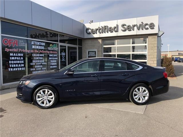 2019 Chevrolet Impala 1LT (Stk: 0B009A) in Blenheim - Image 1 of 19