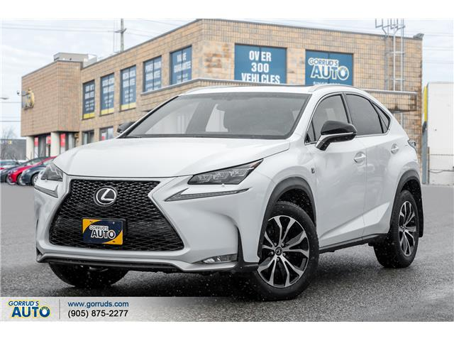 2017 Lexus NX 200t Base (Stk: 126841) in Milton - Image 1 of 20