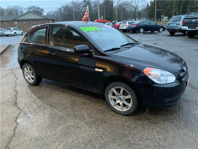 2011 Hyundai Accent L (Stk: ) in Cobourg - Image 1 of 12