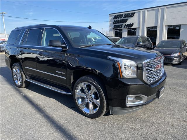 2018 GMC Yukon Denali (Stk: 36401A) in Oakville - Image 1 of 12