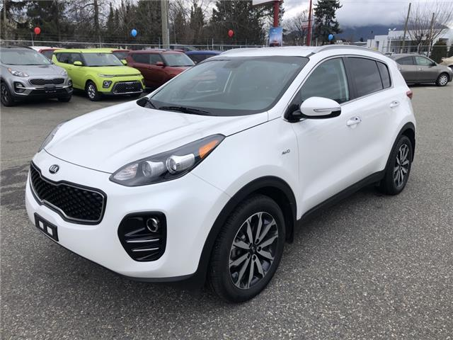 2019 Kia Sportage EX (Stk: K20-0028P) in Chilliwack - Image 1 of 17