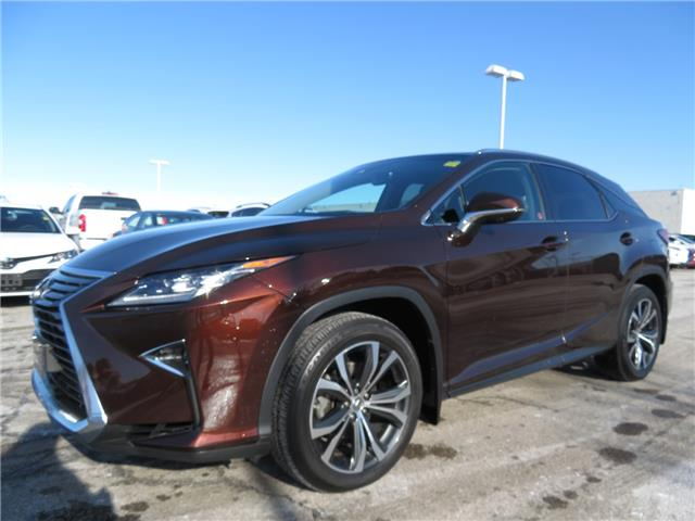 2016 Lexus RX 350 Base (Stk: X9489L) in London - Image 1 of 21