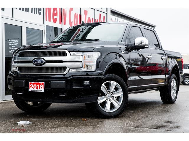 2018 Ford F-150  (Stk: 20256) in Chatham - Image 1 of 30