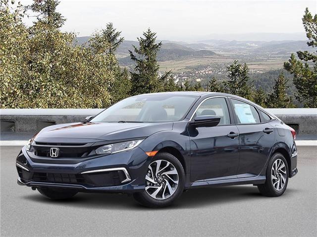 2020 Honda Civic EX (Stk: 20363) in Milton - Image 1 of 23