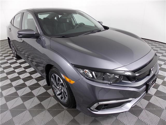 2020 Honda Civic EX (Stk: 220218) in Huntsville - Image 1 of 28